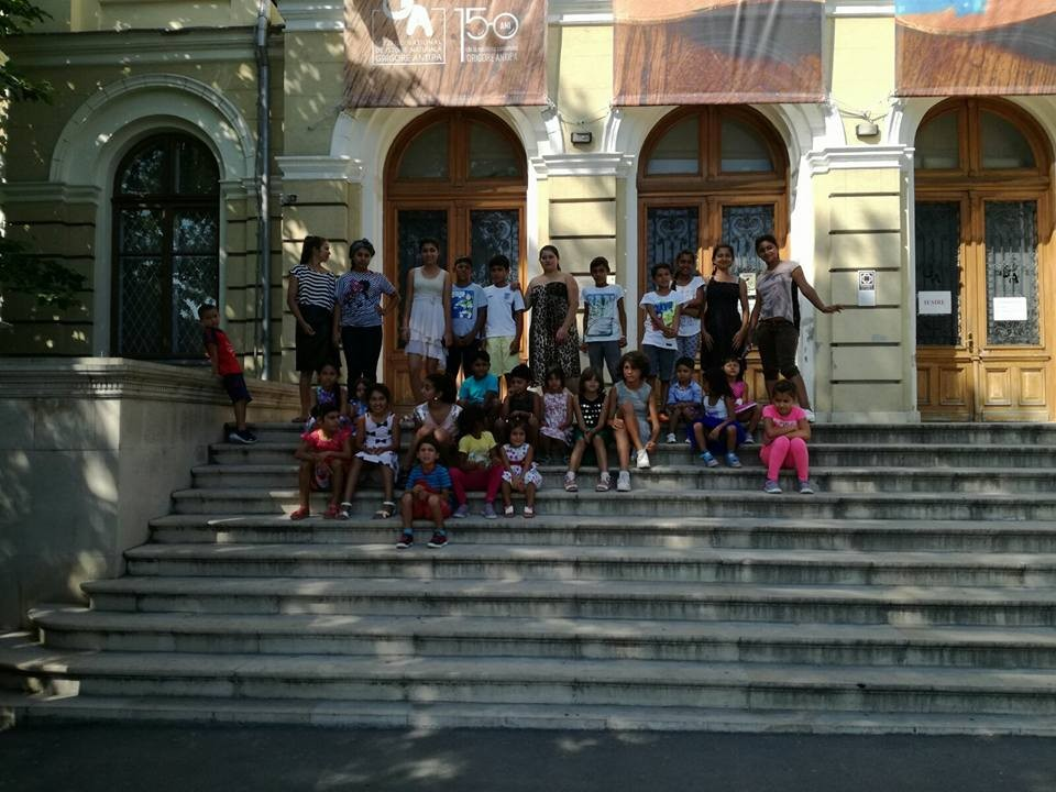 Summer school-ROTAS
