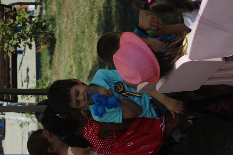 Ateliere pentru copii - Zilele Tunari
